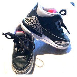 Nike Air Jordan 3 Retro Toddler Shoes